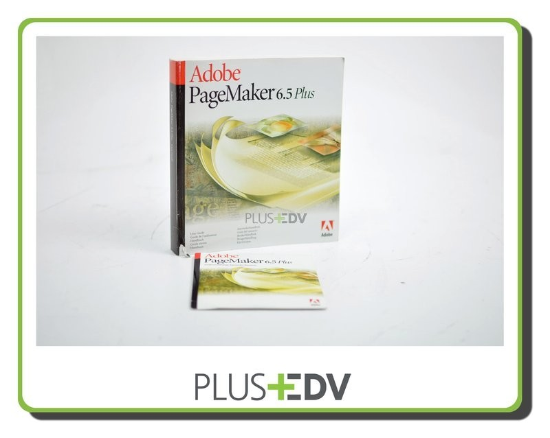 Adobe pagemaker, adobe indesign и quarkxpress