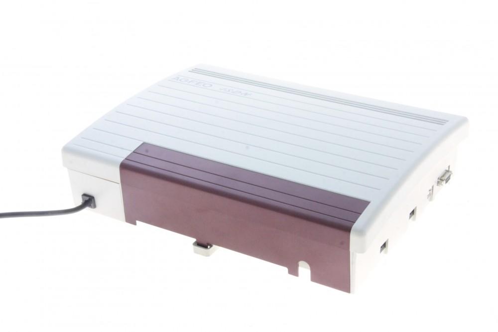 agfeo as 181 telefonanlage rechnung mit mwst ebay. Black Bedroom Furniture Sets. Home Design Ideas