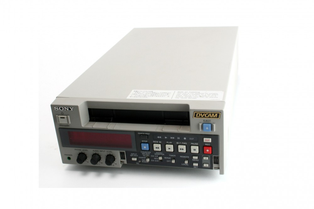 Sony-DVCam-DSR-40P-Digital-Video-Recorder-MwSt