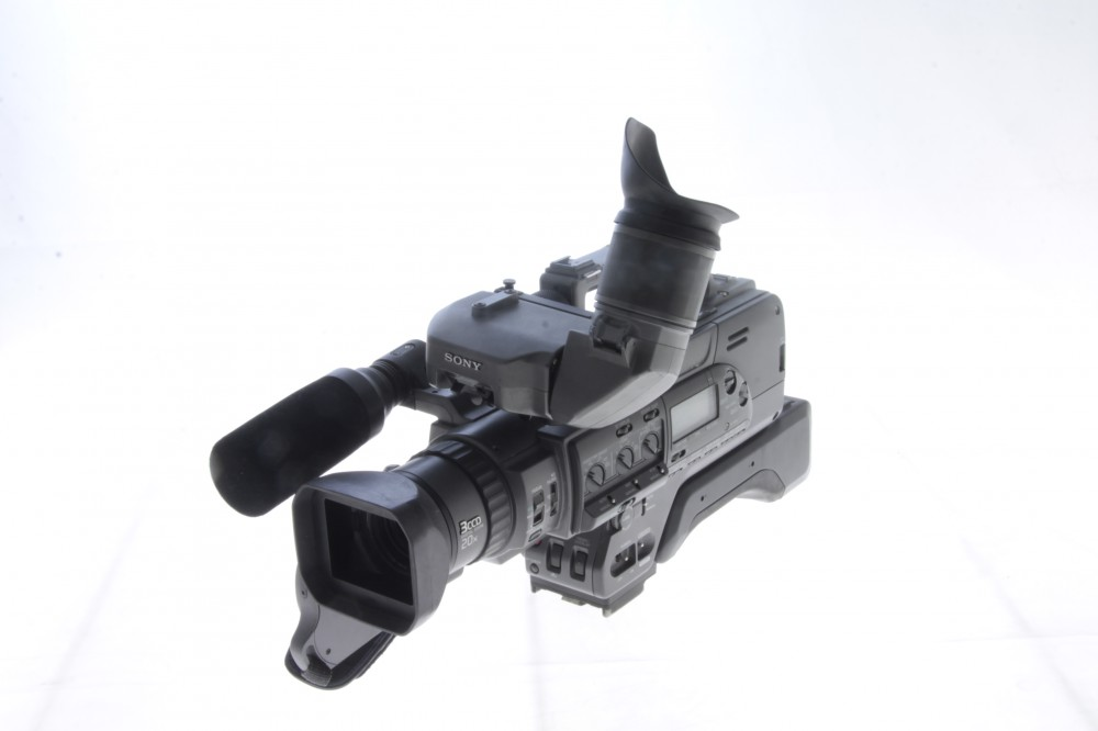 Sony-DVCAM-DSR-200AP-im-Case-Rechnung-MwSt