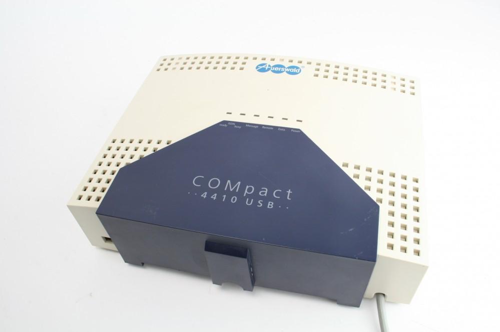 auerswald compact 4410 usb telefonanlage rechnung mit mwst. Black Bedroom Furniture Sets. Home Design Ideas